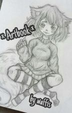 × Artbook × by higukare