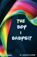 The Boy I Babysit by _Ruuuuuuuu_
