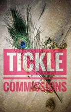 Tickle Commissions by Featherscape