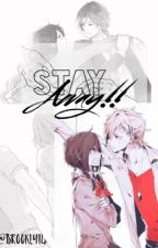 STAY AWAY!!  by brookly14