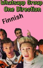Whatsapp Group||One Direction||Finnish by norppa__1D