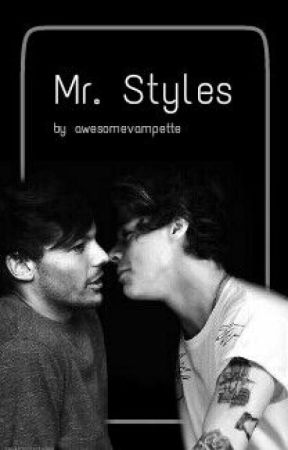 Mr. Styles [ Larry Stylinson ] by awesomevampette