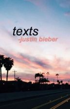 texts ; justin bieber (traducida) by bexlright_