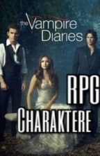 TVD - RPG: Charaktere  by SerienSuchti22