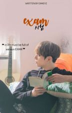Exam ↬「Jungkook」 by Mint2527