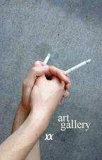 Art Gallery. by xkinishinaix