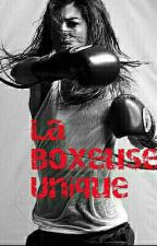 La Boxeuse Unique  by miroir_miroir
