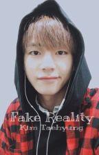 「Kim Taehyung」一一→fakereality← by Obitka
