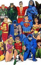 Superhero Sickfics by bbgirl18