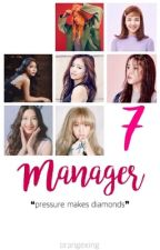 MANAGER7   | KPOP by orangexing