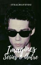 |Imagines Séries Et Autres| En Pause by skystillblue_