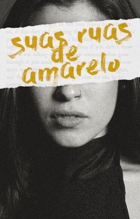 ruas de amarelo [short-fic] by akamoody