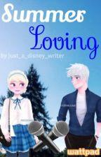 Summer Loving {JELSA} by just_a_disney_writer