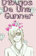 Dibujos de una Gunner.  by straddler