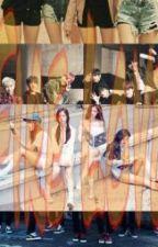 Fire Love (BTS X BLACKPINK) NC by SiiMbulett