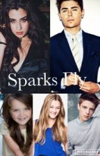 Sparks Fly (Lauren/You) by allabout_gaylife