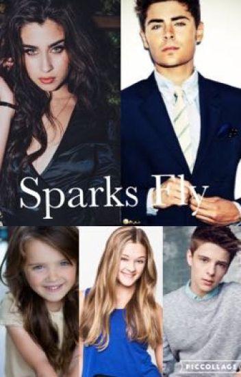 Sparks Fly (Lauren/You)