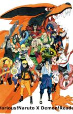 Various!Naruto x Demon! Reader by camcrusher123