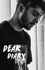 Dear Diary {zjm+ljp} hiatus by jetaimjimin