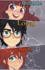 Pour les fans d'Harry Potter  by pepsidouce