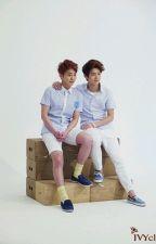 [ LuMin ]  LuHan, XiuMin Và Gia Đình EXO by KrisHoexol