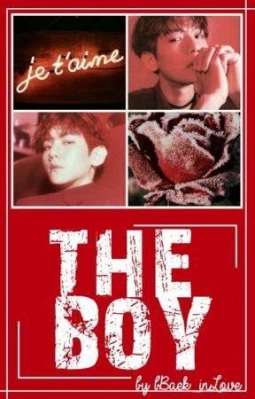 [C] The BOY by TreasureBaek