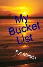 My Bucket List by UnderTheStarss