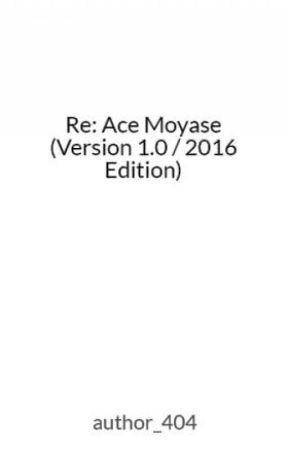 Re: Ace Moyase / Re: Sora o moyasu / 空を燃やす by Martin_Niklaus