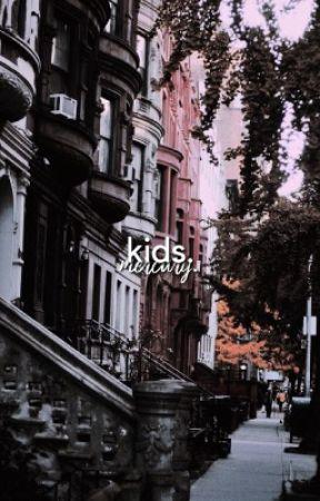 kids. | Teen Wolf | by 1-800-TRUMANBLACK