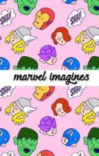 marvel imagines by magnetizcd