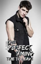 The perfect timing- time to leave (Book 2) by JustmeN
