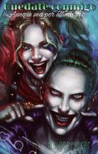 Quédate Conmigo (Joker & Harley) by CloserJoker