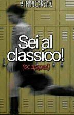 Sei al classico! by thebutterbutt