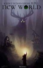 new world • a science fiction-fantasy RPG by Blumli