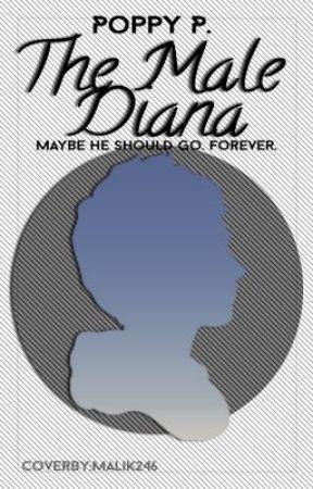 The Male Diana by NiallAndIceCream