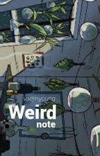❛❛C❞ | weird note +jcook by vaejinyoung