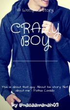 Crazy Boy by nasaamanah03