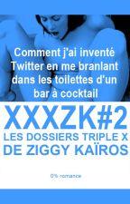 XXXZK#2: Comment j'ai inventé Twitter en me branlant dans les toilettes d'un bar by ZiggyKairos