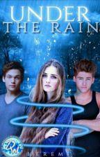 Under the rain. ||Teen Wolf by voidemii