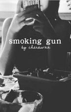 SMOKING GUN • Hanbin x Jennie by cherawxx