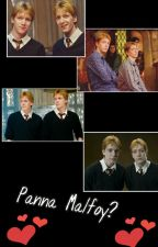 Panna Malfoy? /George Weasley  by Zielonadama11