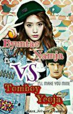Byuntae namja vs Tomboy yeoja by Syarena_02
