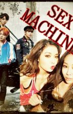 "BTS Fanfiction ""Sex Machine"" by Mizuice"