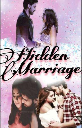 Hidden marriage by SizzlingMushk