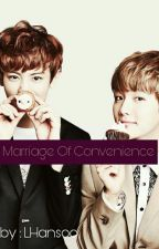 Marriage Of Convenience by LHansoo