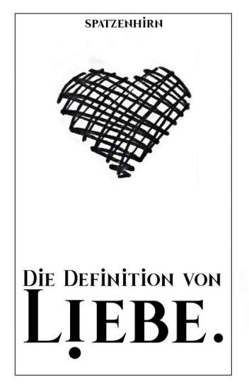definition liebe