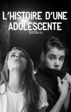 L'histoire D'une Adolescente    Justin  Bieber    by BADBxss