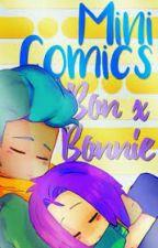 Comics FNaFHS #PremiosFNAFHS by -Chxni-