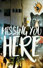 missing you here <> jihope by vhopexist