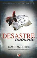 Desastre Eminente  by SanziaAlves